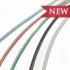 Flexible cable FROR in transparent colored cable in reel