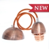 V77 Tes Satin Copper - V77/1 Tes Chrome Copper - V75 Tes Tarnished Copper